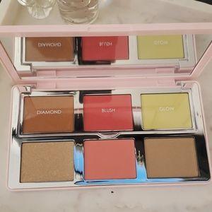 NIB Natasha Denona Diamond & Blush Palette